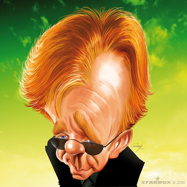 Horatio_Caine_by_AnthonyGeoffroy