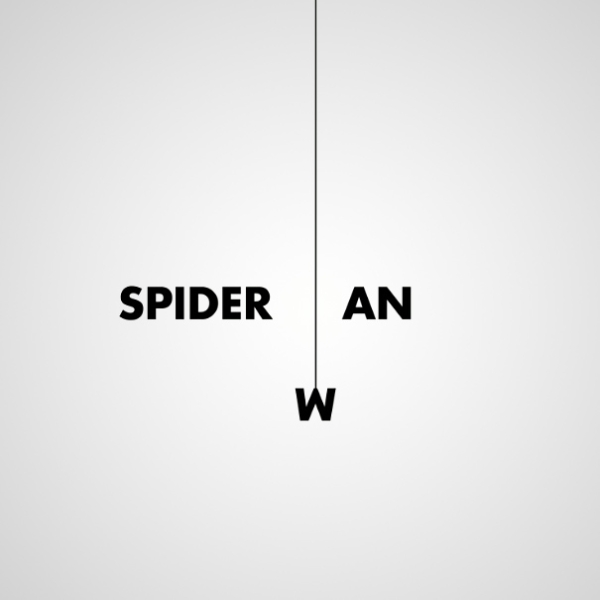 Spiderman-Word-Images-Ji-Lee